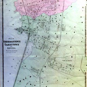 #4062 Beekmantown, Tarrytown, Irving 1867