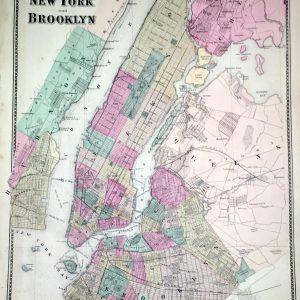 #4075 New York & Brooklyn, 1867