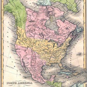 #49 North America, 1833