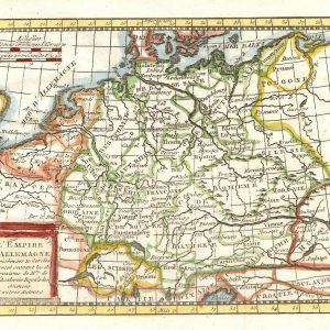 #600  Germany, 1762