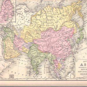 #604 Asia, 1876