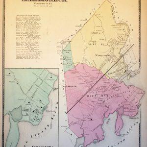 #611 Mamaroneck & Orienta, 1867