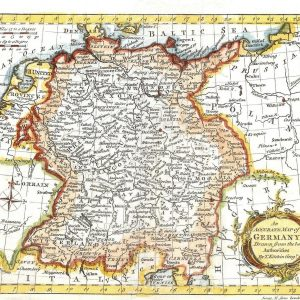 #616 Germany, 1762