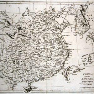 #664 China & Formosa, 1805