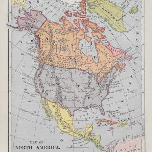 #749 North America, 1886