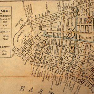 #919 New York City, 1842
