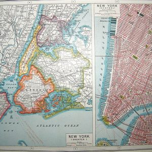 #1215 New York City, 1918
