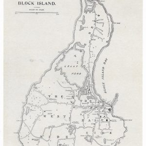 #2254 Block Island, 1895