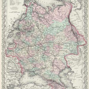 #3964 Russia, 1874