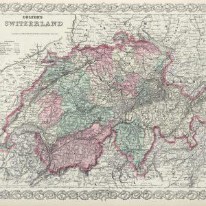 Austria, Switzerland & Luxembourg