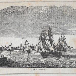#4172 View of Charleston, 1874