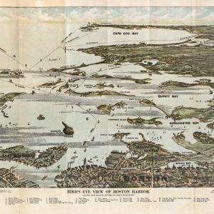#F104 Boston Harbor to Cape Cod, 1920