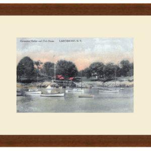 Horseshoe Harbor Club, Larchmont 1912