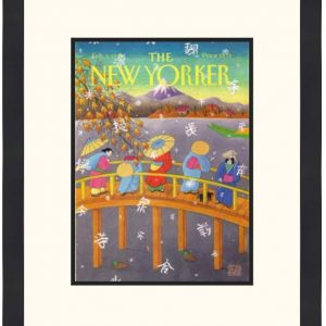 Original New Yorker Cover February 3, 1992
