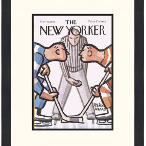 Original New Yorker Cover November 13, 1965