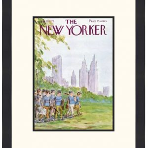 Original New Yorker Cover July 19, 1976