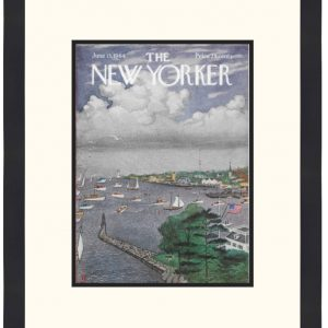 Original New Yorker Cover June 13, 1964