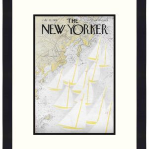 Original New Yorker Cover July 23, 1938