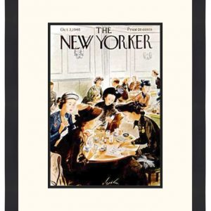 Original New Yorker Cover October 2, 1948