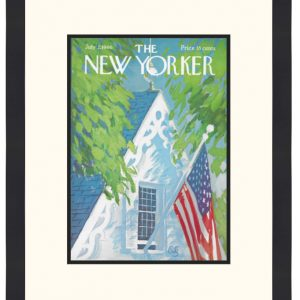 Original New Yorker Cover July 2, 1966
