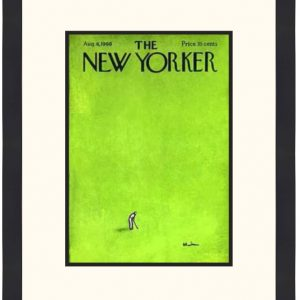 Original New Yorker Cover August 6, 1966