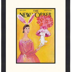 Original New Yorker Cover April 25, 2011