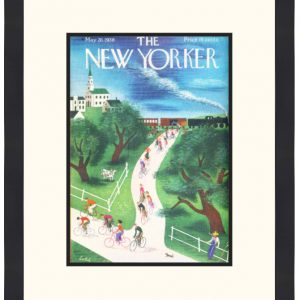 Original New Yorker Cover May 28, 1938