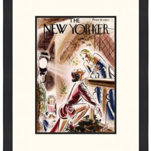 Original New Yorker Cover August 20, 1938