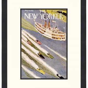 Original New Yorker Cover May 14, 1938