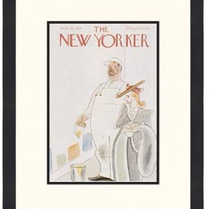 Original New Yorker Cover September 24, 1938