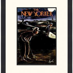 Original New Yorker Cover October 1, 1938
