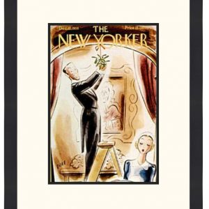 Original New Yorker Cover December 17, 1938