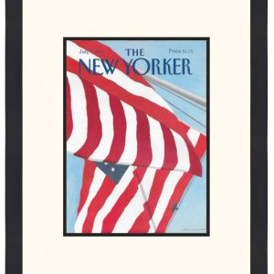 Original New Yorker Cover July 2, 1990