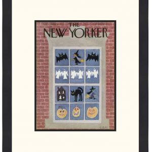 Original New Yorker Cover October 29, 1979