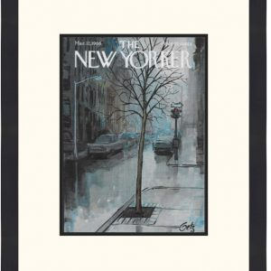 Original New Yorker Cover March 12, 1966