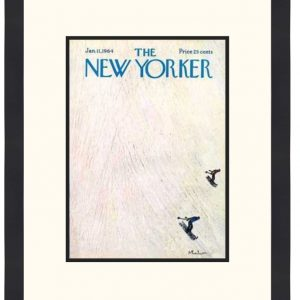 Original New Yorker Cover January 11, 1964