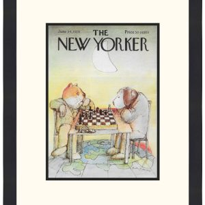 Original New Yorker Cover June 24, 1974