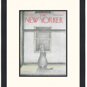 Original New Yorker Cover May 12, 1973