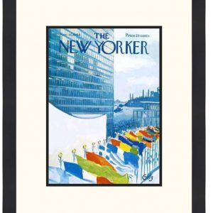 Original New Yorker Cover November 14, 1964