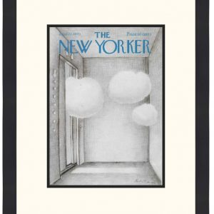 Original New Yorker Cover June 20, 1970