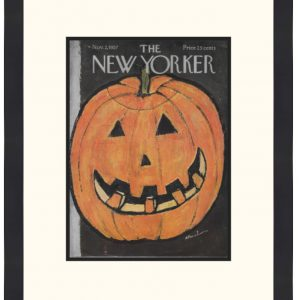 Original New Yorker Cover November 2, 1957