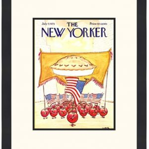 Original New Yorker Cover July 7, 1975