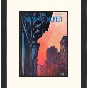 Original New Yorker Cover August 2, 1979