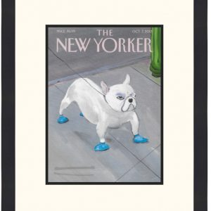 Original New Yorker Cover October 7, 2013