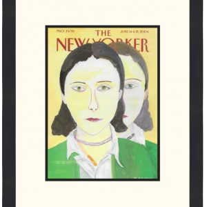 Original New Yorker Cover June 14 & 21, 2004