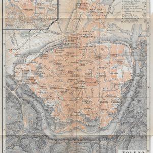 #3381 Toledo, Spain 1914