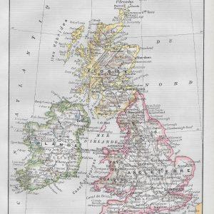#2930 Great Britain & Ireland, 1922