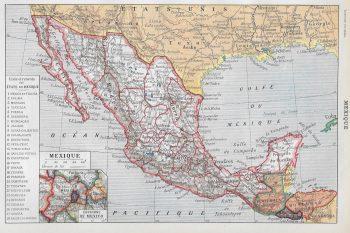 #2941 Mexico 1922