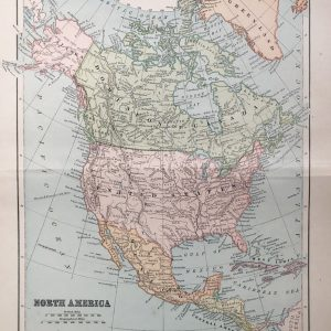 #3237 North America, 1894