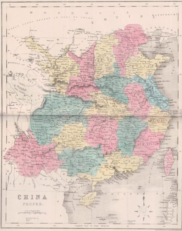 #2062 China ca1860